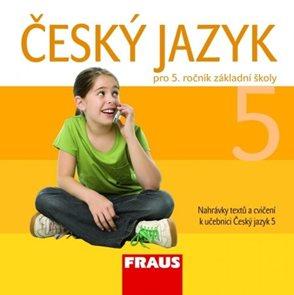 Český jazyk pro 5. ročník ZŠ CD (1ks)
