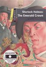 Sherlock Holmes: The Emerald Drown with MultiROM Second Edition, level 1