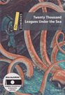Twenty Thousand Leagues Under the Sea with MultiROM Second Edition, Level 1