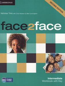 Face2Face Intermediate Second Edition Workbook with Key