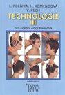 Technologie III. pro učební obor Kadeřník, páté vydání