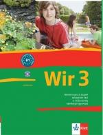 Wir 3 učebnice- Němčina po 2.stupeň ZŠ /B1/ původní vydání