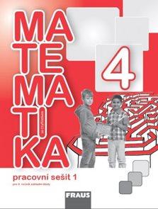 Matematika se Čtyřlístkem 4 - pracovní sešit 1