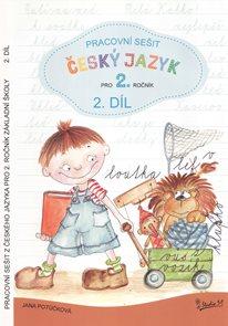 Český jazyk 2.r. pracovní sešit 2.díl, nové vydání