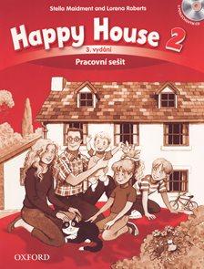 Happy House 2 - třetí vydání - Pracovní sešit s poslechovýn CD (CZ)