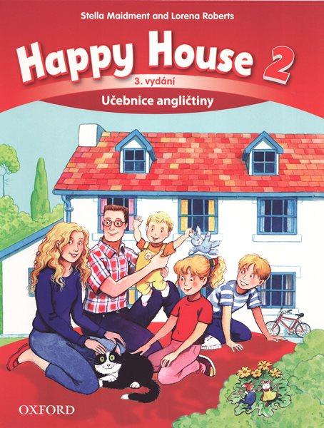 Happy House 2 - třetí vydání - učebnice (CZ) - Maidment S., Roberts L. - 220×275 mm