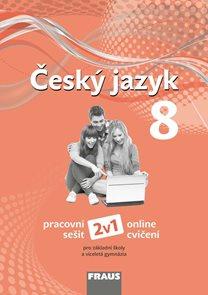 Český jazyk 8. ročník - pracovní sešit - nová generace