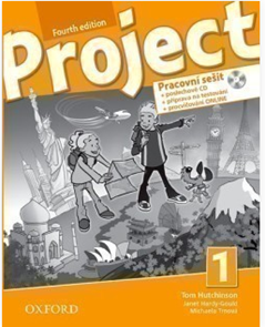 Project 1 - Fourth Edition - Pracovní sešit with Audio CD Pack (CZ)