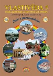 Vlastivěda pro 5. ročník ZŠ - zeměpis - učebnice, Čtení s porozuměním
