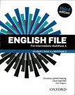 English File Pre-intermediate Multipack A / Student´s book A + Workbook A/