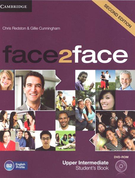 Face2face Upper-intermediate SB + CD-ROM / Second Edition/ - Redston Chris, Cunningham Gillie - A4, brožovaná