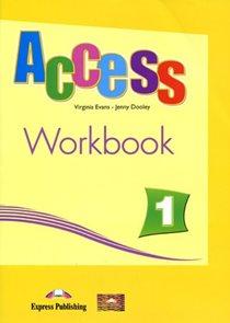 Access 1 - Worbook + interactive eBook (CZ)