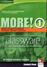 More! 1  Classware CD- ROM