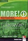 More! 1  Classware CD- ROM