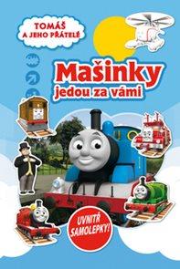 Tomáš a jeho přátelé Mašinky jedou za vámi