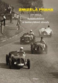 Automobilové a motocyklové závody - Králík Jan - 17x24