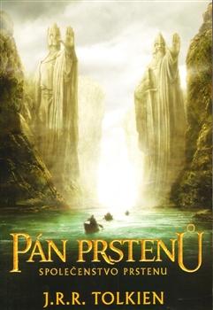 Pán prstenů I Společenstvo prstenu (brož.) - Tolkien J. R. R. - 14x21