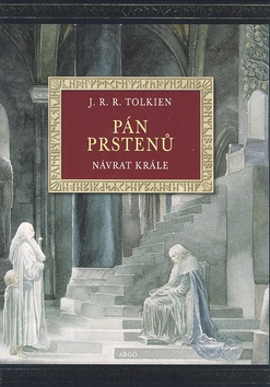 Návrat krále (ilustrované vydání) - Tolkien J. R. R. - 16x24