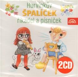 CD Hurvínkův špalíček říkadel a písniček