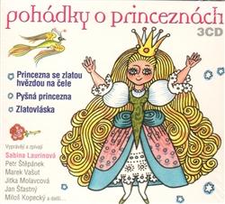 CD Pohádky o princeznách - Různí interpreti - 13x14