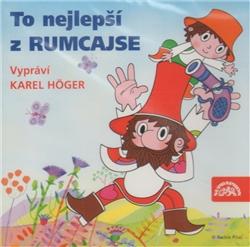 CD To nejlepší z Rumcajse - Höger Karel - 13x14