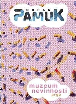 Muzeum nevinnosti - Orhan Pamuk - 14x21 cm, Sleva 14%
