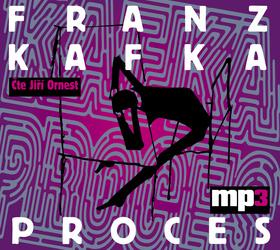 CD Proces - Franz Kafka - Kafka Franz - 13x14