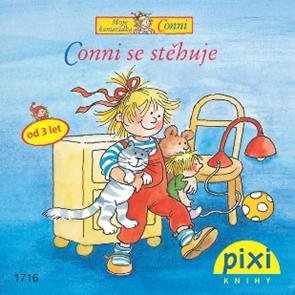 Dobrodružství s Conni - Conni se stěhuje