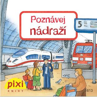 Poznávej svůj svět - Poznávej nádraží - Nettingsmeier Simone - 10x10