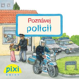 Poznávej svůj svět - Poznávej policii - Nettingsmeier Simone - 10x10
