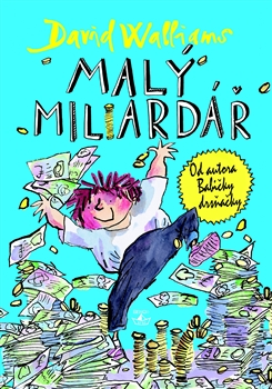 Malý miliardář - Walliams David - 15x21