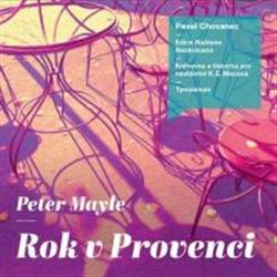 CD Rok v Provenci - Mayle Peter - 13x14, Sleva 17%