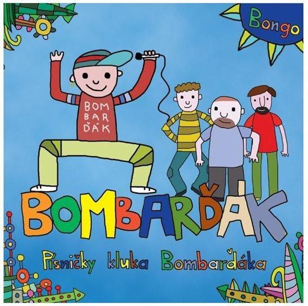 CD BomBarďák - Písničky kluka BomBarďáka - BomBarďák a 3B - 13x14