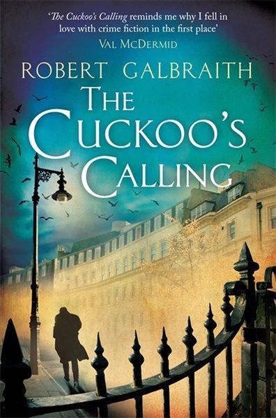 The Cuckoo´s Calling (anglicky) - Robert Galbraith / J. K. Rowlingová