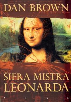 Šifra mistra Leonarda - Dan Brown - 16x22