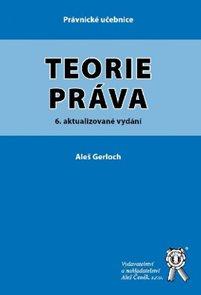 Teorie práva, 6. vydání