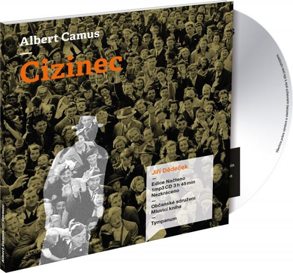 CD Cizinec - Albert Camus - 13x14