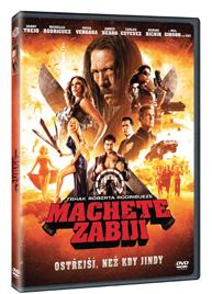 DVD Machete zabíjí
