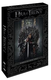 Hra o trůny 1. série 5 DVD - Brian Kirk