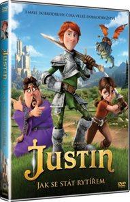DVD Justin: Jak se stát rytířem
