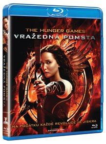 Hunger Games 2: Vražedná pomsta Blu-ray