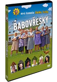 DVD Babovřesky - Zdeněk Troška - 13x19