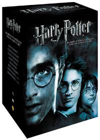 Harry Potter: roky 1-7 kolekce 16 DVD - 13x19