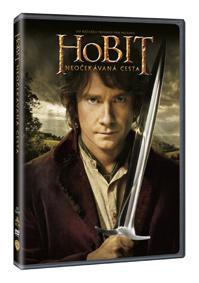 DVD Hobit: Neočekávaná cesta - 13×19