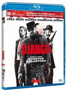 Nespoutaný Django Blu-ray