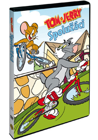 DVD Tom a Jerry: Spolužáci