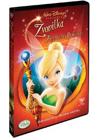 DVD Zvonilka a ztracený poklad