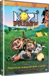 DVD Kozí příběh se sýrem