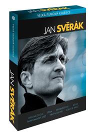 Kolekce filmů Jana Svěráka 7 DVD