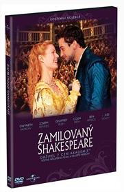 DVD Zamilovaný Shakespeare